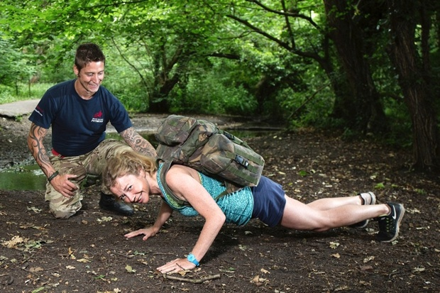 Do you want to go for a ruck The latest fitness trend